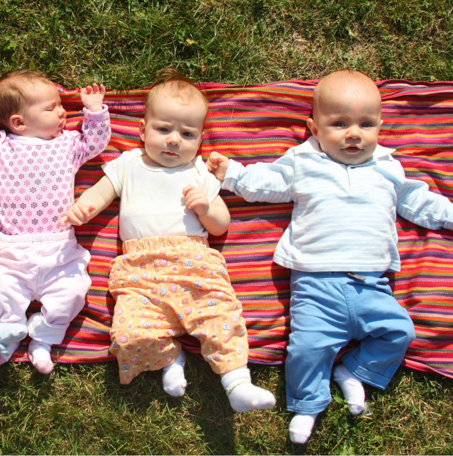 Five free days out for maternity leave