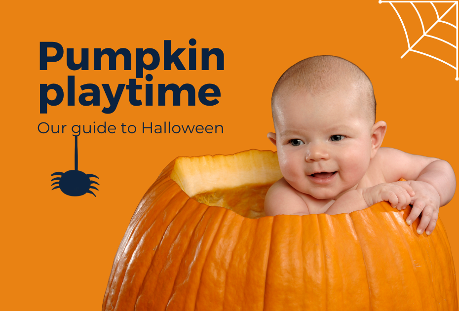 Pumpkin Playtime - the Mum & You guide to Halloween