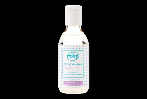 Bath Oil, 1 ea (3.38 fl oz)